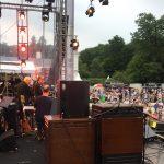 Optreden met Ad Vanderveen op Royal Park
